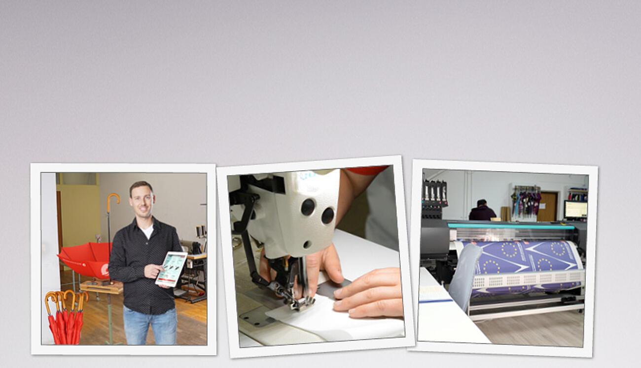 schirmmacher vom Dächlemacher zum modernen E-Commerce-Unternehmen