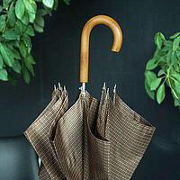 klassischer, traditioneller Regenschirm