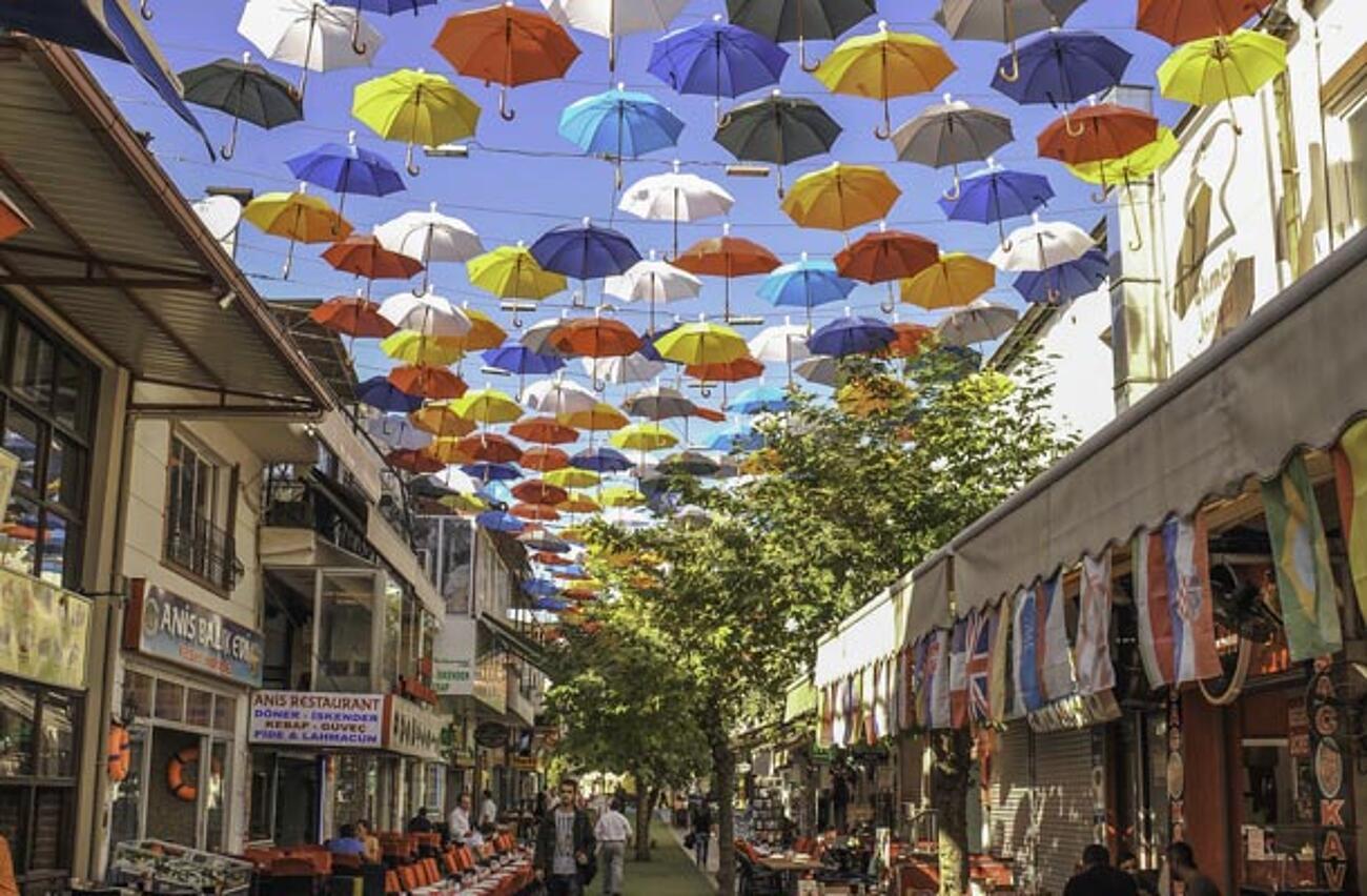 Schirme - Deko, Kunst & Kultur