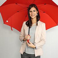 mid-size Regenschirm