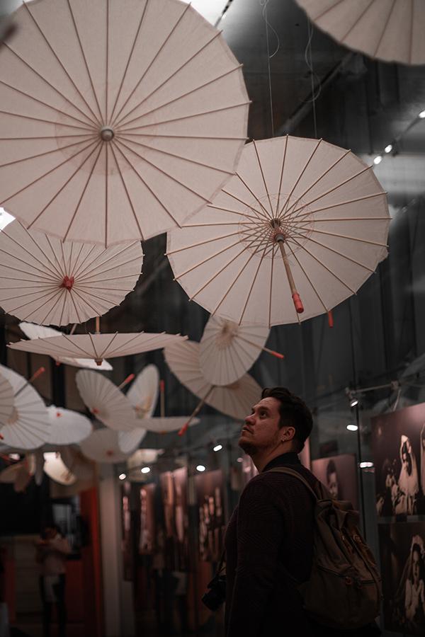 Regenschirm Dekoration