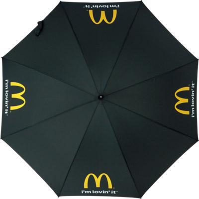 Regenschirm bedruckt